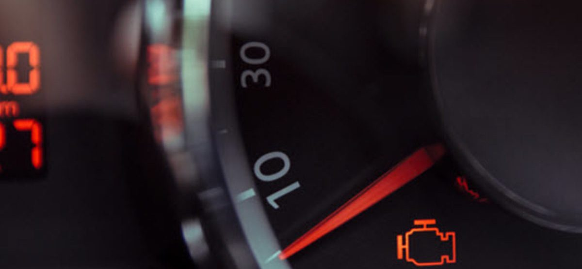 What to do when your check engine light comes on.