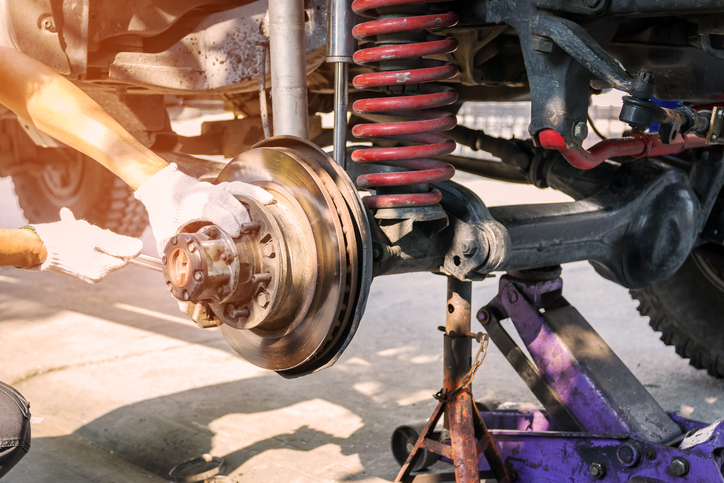 What you should know about your Car's Suspension System.